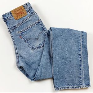Levi's Pants - Vintage 517 Levi Boot Cut Light Wash Jeans 31 x 36